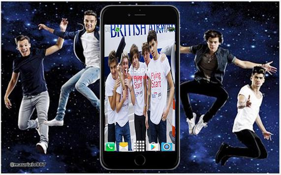 One Direction Wallpaper HD poster