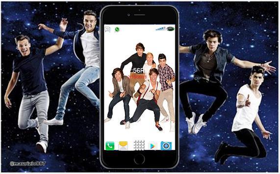 One Direction Wallpaper HD screenshot 5