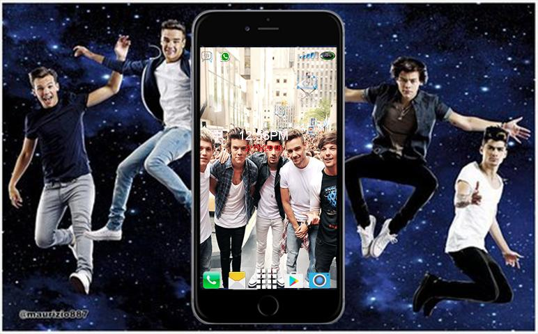 One Direction Wallpaper Hd For Android Apk Download