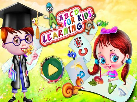 ABCD for Kids Learning screenshot 12