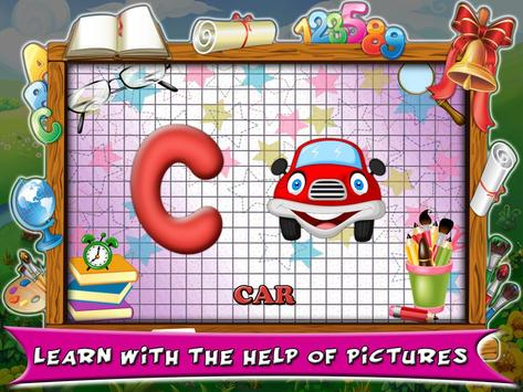 ABCD for Kids Learning screenshot 16