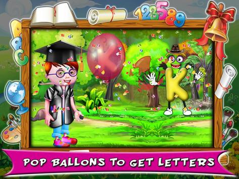 ABCD for Kids Learning screenshot 21