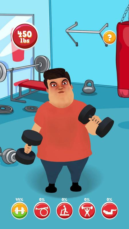 Fat Man (Lose Weight) APK Download - Free Role Playing ...