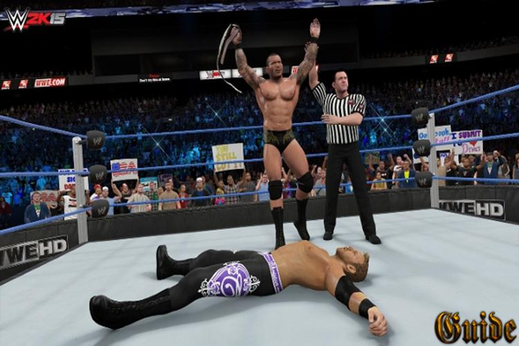 Guide Wwe 2k15 Wrestle For Android Apk Download