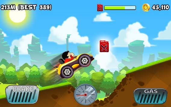 Hill Shin Cha Race Adventure screenshot 1