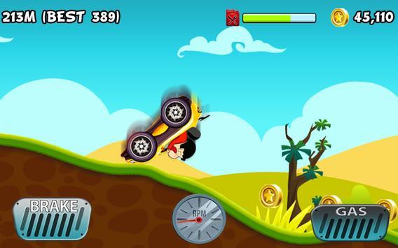 Hill Shin Cha Race Adventure screenshot 2