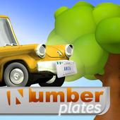 NumberPlates icon