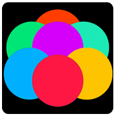 Color Bubble icon