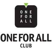 OneForAllClub Card icon