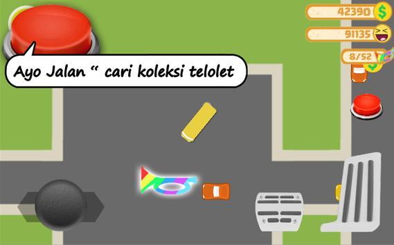 om telolet om versi GTA screenshot 2