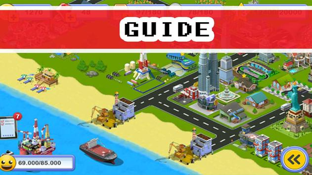 Guide for Little Big City 2 ME poster