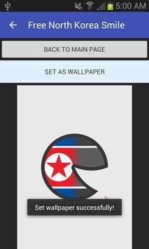 Free North Korea Smile screenshot 1