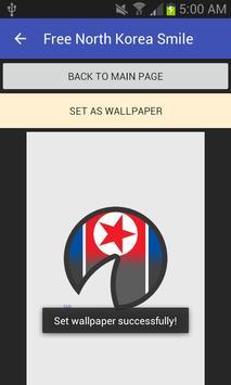 Free North Korea Smile screenshot 3