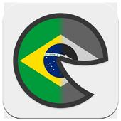 Free Brazil Smile icon