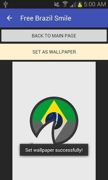 Free Brazil Smile screenshot 3