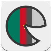 Free Cameroon Smile icon