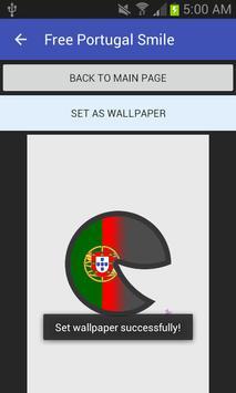Free Portugal Smile apk screenshot