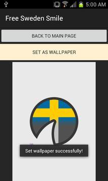 Free Sweden Smile screenshot 3