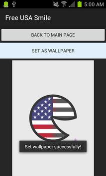 Free USA Smile apk screenshot