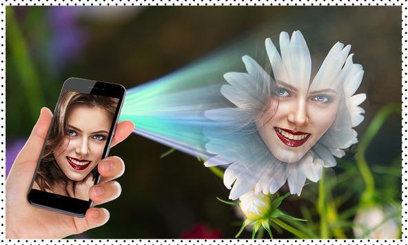Face Projector Photo Frames Novel screenshot 4