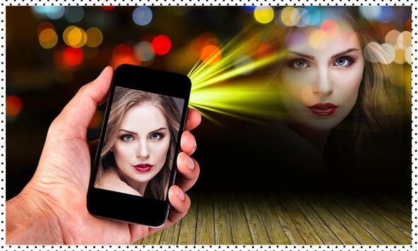 Face Projector Photo Frames Novel screenshot 13