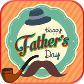Fathers Day Photo Frames 2018 icon