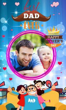 Happy Fathers Day Frames 2018 apk screenshot