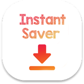 InstantSaver PRO - Instant Save & Repost icon