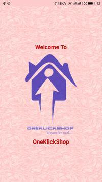 One Klick Shop poster