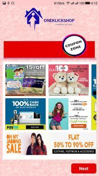 One Klick Shop screenshot 1