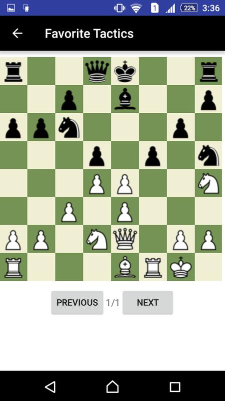 Noir chess free tactic trainer apk download free board game for.