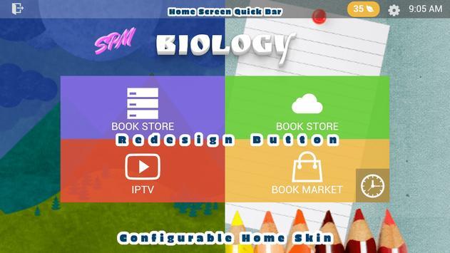 SPM Biology poster