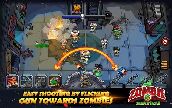 Zombie Survival screenshot 4