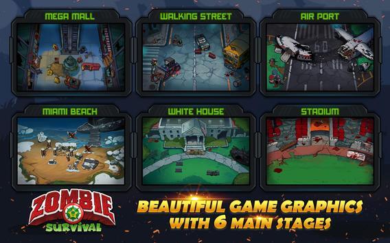 Zombie Survival screenshot 9