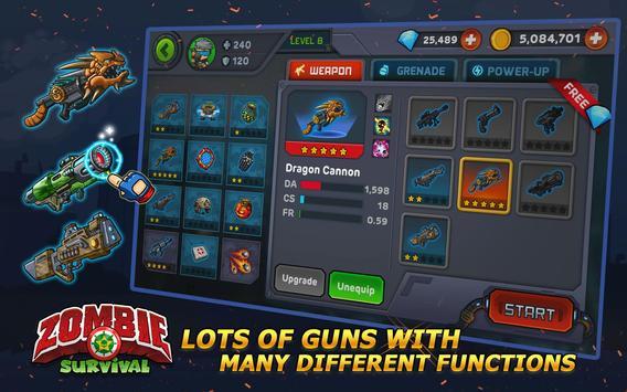 Zombie Survival screenshot 14