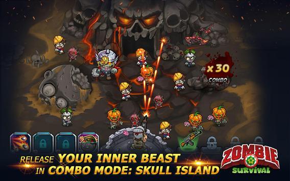 Zombie Survival screenshot 1
