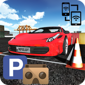 Car Parking VR icon