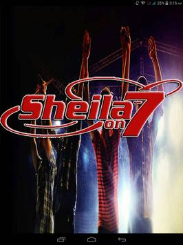 Sheila On7 poster