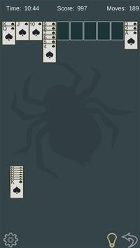 Solitaire Classic - Spider screenshot 1