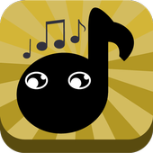 Music city of Eighth Note! icon