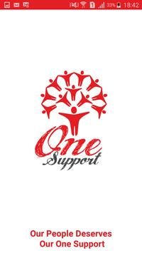 One Support poster