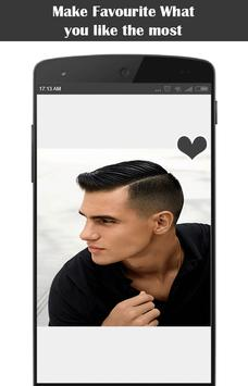 Men Hair Styles screenshot 1