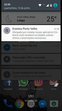 Eventos Porto Velho screenshot 1