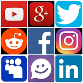 All In One Social Media icon