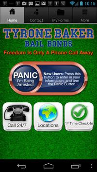 Gainesville Bail poster