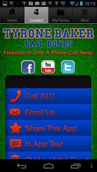Gainesville Bail apk screenshot