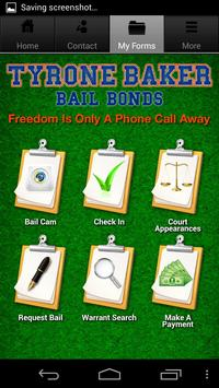 Gainesville Bail apk screenshot