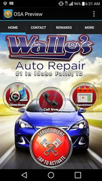 Wallys Auto Repair apk screenshot