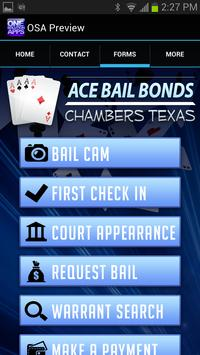 Ace Bail Bonds Chambers apk screenshot