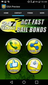 Act Fast Bail Bonds screenshot 1